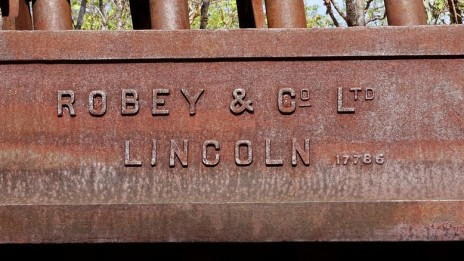 Robey & Co. Ltd. Lincoln. Long ago and long forgotten