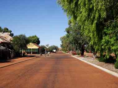 A lot of WA goldfields history along this street